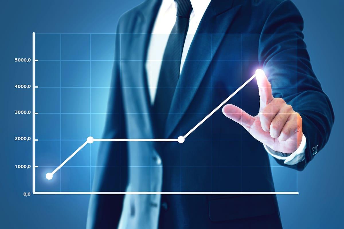 Decline in sales - Rückläufige Auftragseingänge und Umsatzrückgang