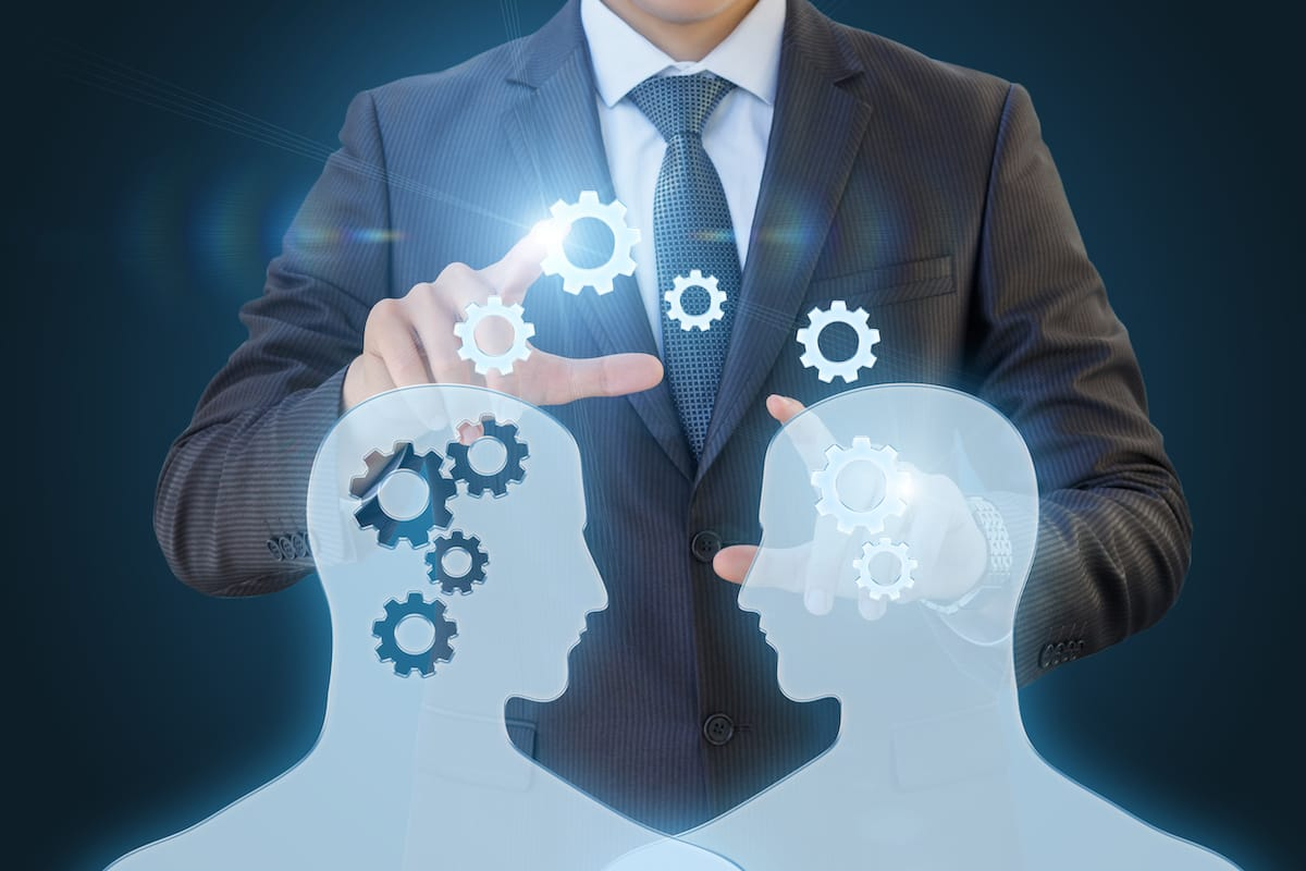 Aufbau eines Wissenstransfers